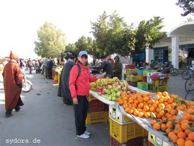 Basar auf Ajim auf Djerba
