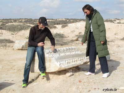 Exkursion zur römischen Geschichte auf Djerba