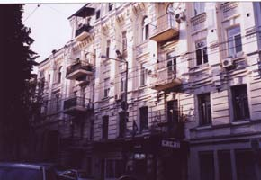 Kiew Altstadt