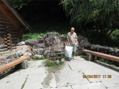 Kosivska Polyana Quelle