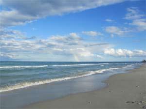 Wellenrauschen am Meer
