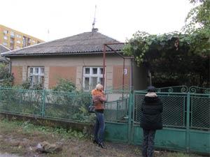 Mit der Maklerin aus Uschgorod auf Haussuche