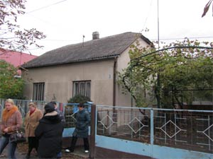 Mit Makler in Uschgorod