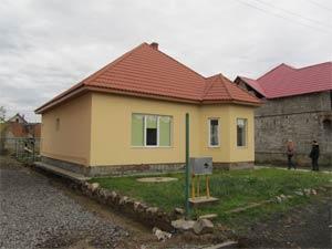 Neues Wohnhaus zum Verkauf in Uzhgorod Ukraine