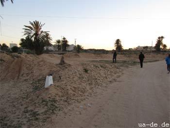 Baugrundstück auf Djerba