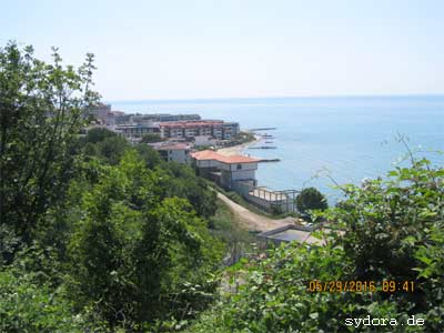 Schwarzes Meer in Bulgarien