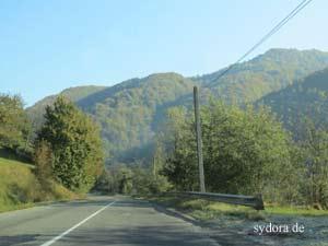 Waldkarpaten bei Rachiv